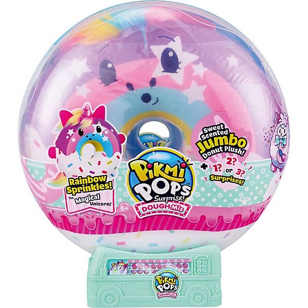 Купить Игровой набор Moose Pikmi Pops Плюшевый пончик: единорог , большой, Китай, разноцветный, Женский