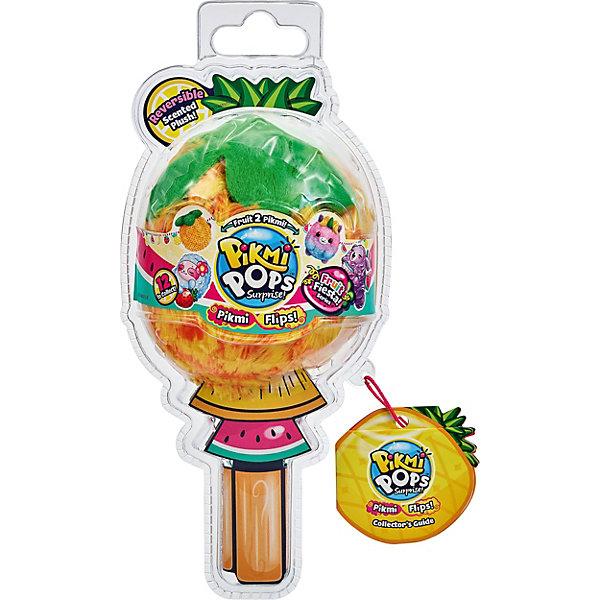 Купить Игрушка Moose Pikmi Pops Pikmi Flips Фруктовый Праздник , ананас, Китай, разноцветный, Женский
