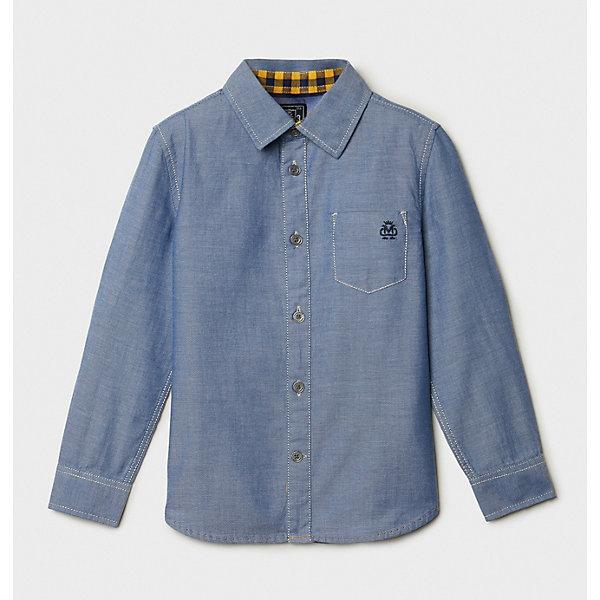 Original Marines Рубашка Original Marines пиджак с отложным воротником b young