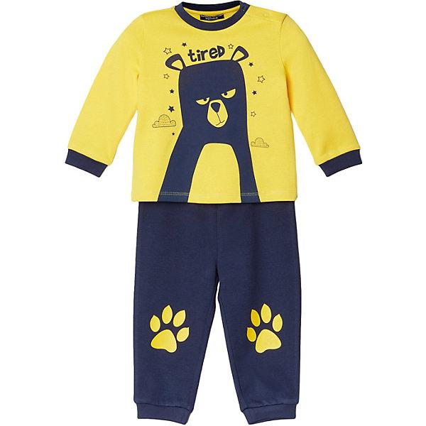Original Marines Пижама Original Marines пижама для мальчика оriginal marines цвет желтый avpv0374no 13 0755tcx размер 92