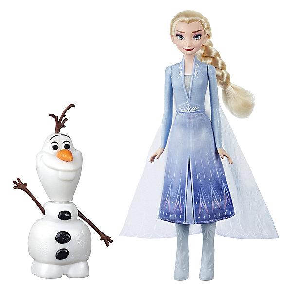 """Hasbro Игровой набор Disney Princess """"Холодное сердце 2"""" Эльза и Олаф"""