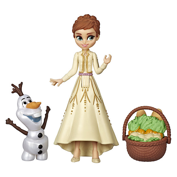 Hasbro Игровой набор Disney Princess Холодное сердце 2 Анна и Олаф