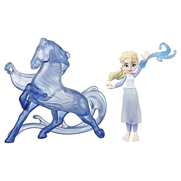 Hasbro Игровой набор Disney Princess Холодное сердце 2. Делюкс Эльза и Нокк