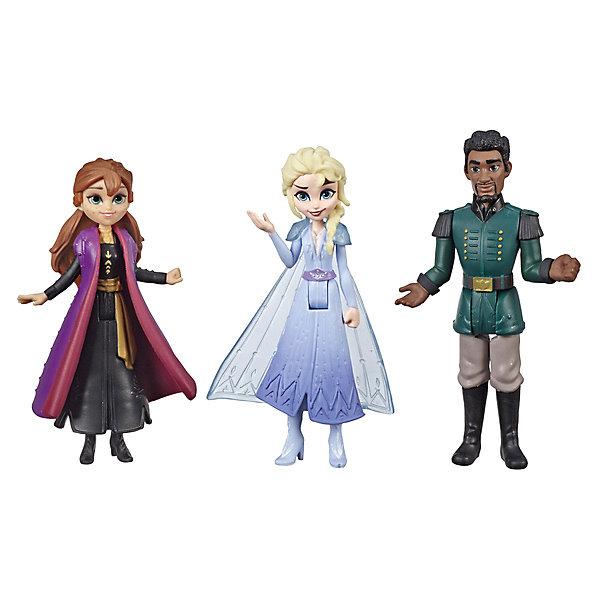 Hasbro Игровой набор Disney Princess Холодное сердце 2. Делюкс Эльза, Анна и Маттиас