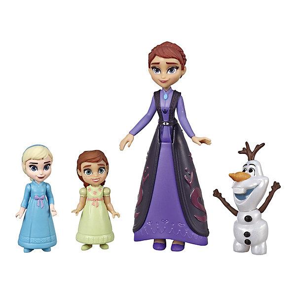 Hasbro Игровой набор Disney Princess Холодное сердце 2. Делюкс Семья
