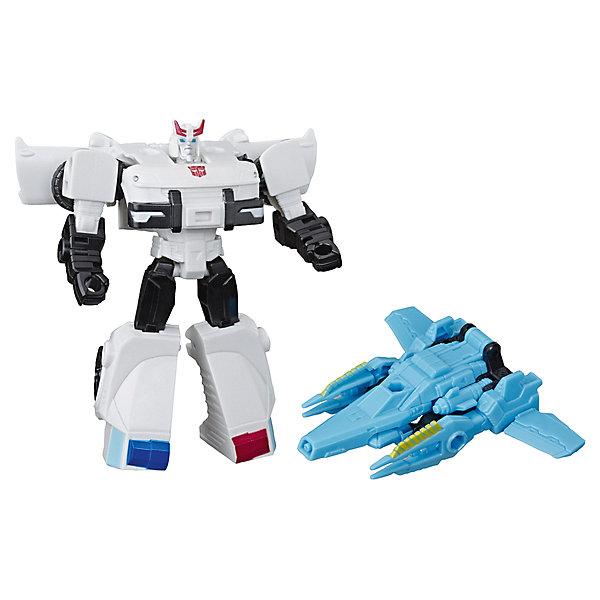 Hasbro Трансформеры Transformers Кибервселенная: Алмазная броня боевого класса Проул, 11,4 см