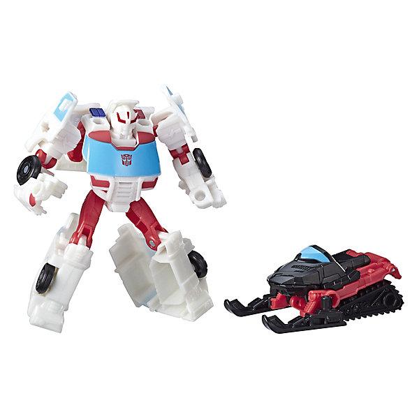 Hasbro Трансформеры Transformers Кибервселенная: Спарк Армор Рэтчет