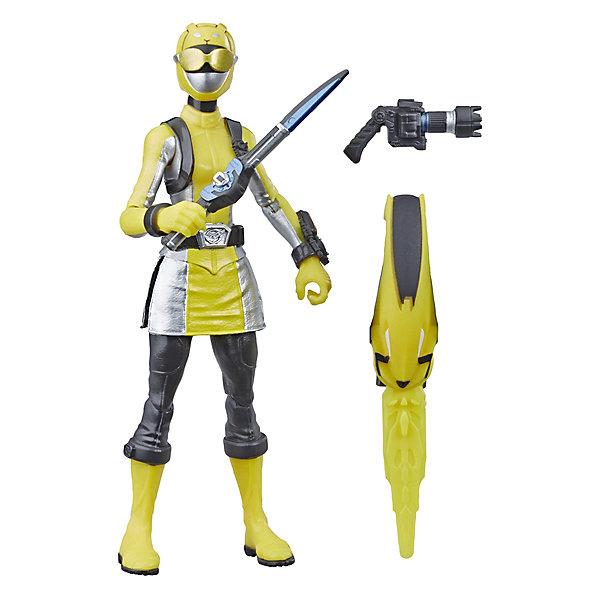 Hasbro Игровая фигурка Power Rangers Beast Morphers Жёлтый Рейнджер, 15 см