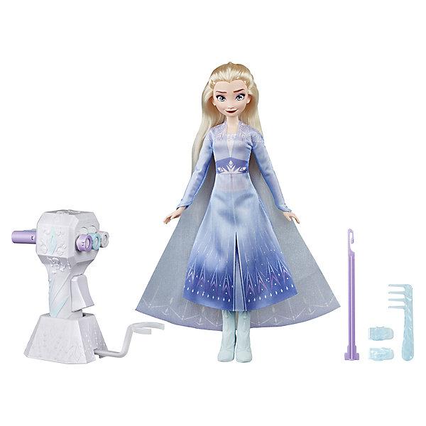"""Hasbro Игровой набор Disney Princess """"Холодное сердце 2"""" Магия причёсок, Эльза"""
