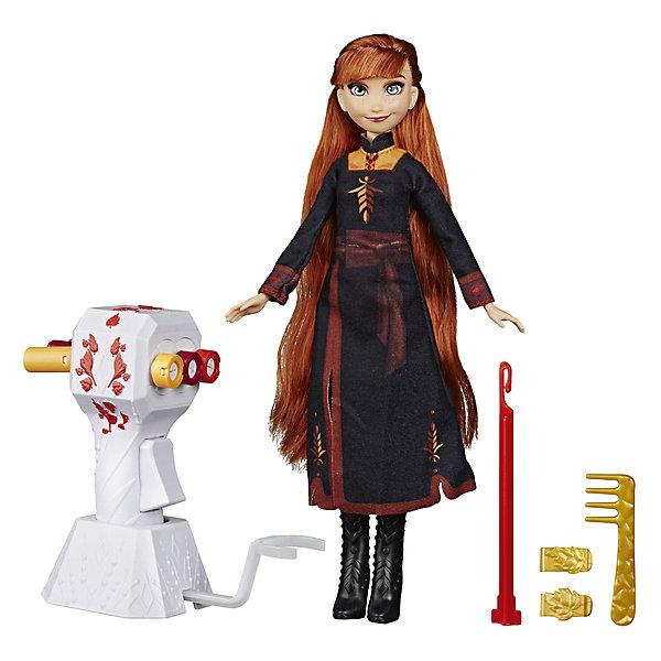 """Hasbro Игровой набор Disney Princess """"Холодное сердце 2"""" Магия причёсок, Анна"""