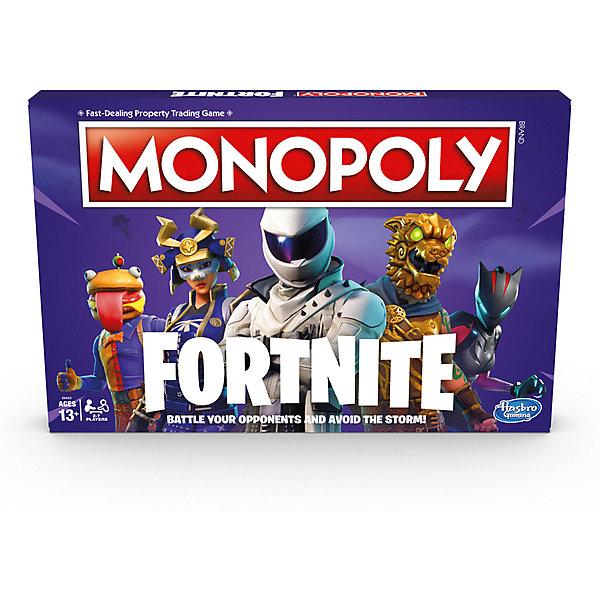 Купить Настольная игра Hasbro Gaming Монополия Fortnite, Ирландия, Унисекс