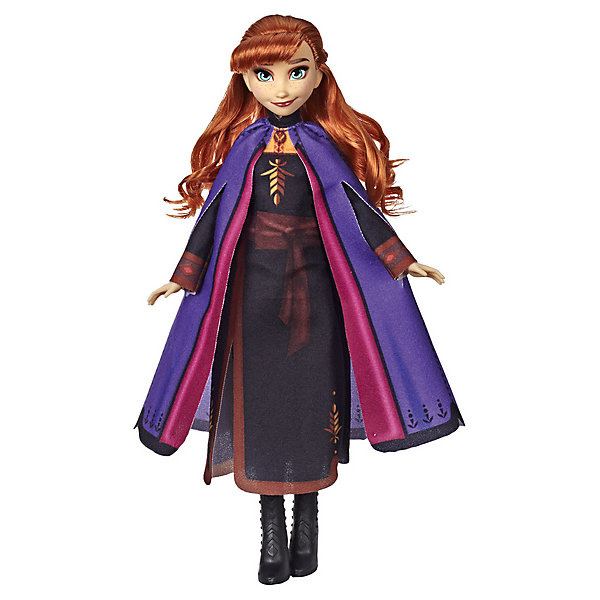 Hasbro Кукла Disney Princess Холодное сердце 2 Анна