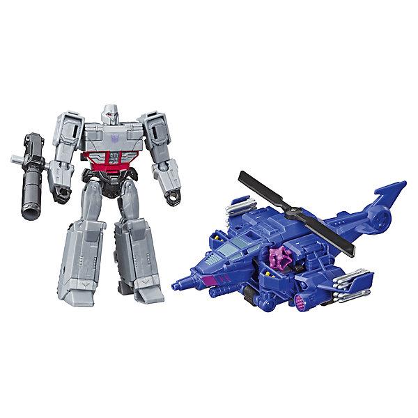 Hasbro Трансформеры Transformers Кибервселенная: Алмазная броня класса Элит Мегатрон, 12,7 см