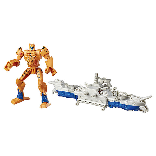 Hasbro Трансформеры Transformers Кибервселенная: Алмазная броня класса Элит Читор, 18 см