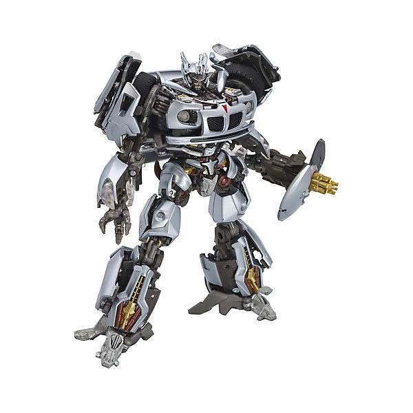 Hasbro Коллекционная фигурка Transformers Джаз hasbro transformers mpm 4 mpm 4