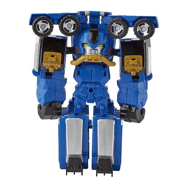 Hasbro Игровая фигурка Power Rangers Beast Morphers Синий Зорд