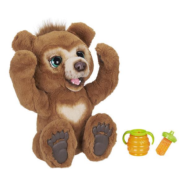 Hasbro Интерактивная мягкая игрушка FurReal Friends Русский мишка