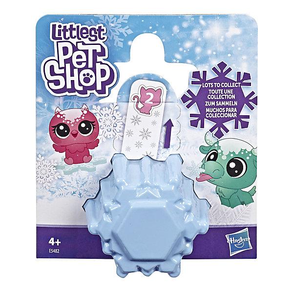 "Hasbro Набор фигурок Littlest Pet Shop ""Холодное царство"" Петы-парочки"
