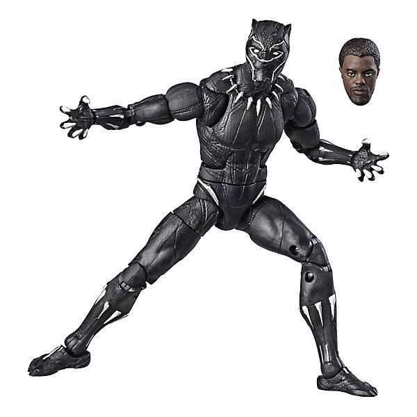 Hasbro Игровая фигурка Marvel Legends Чёрная пантера, 15 см