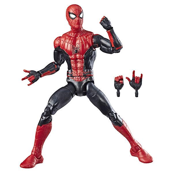 Hasbro Игровая фигурка Marvel Legends Человек-Паук, 15 см