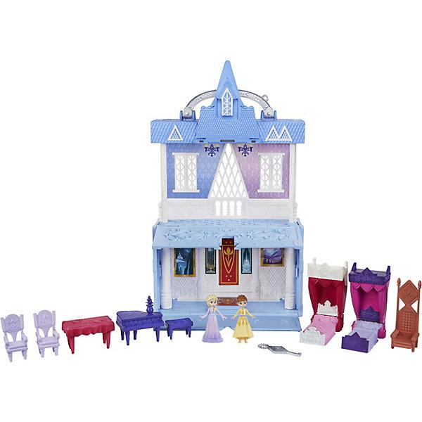Hasbro Игровой набор Disney Princess Холодное сердце Замок в шкатулке hasbro игровой набор trolls город троллей диджей баг