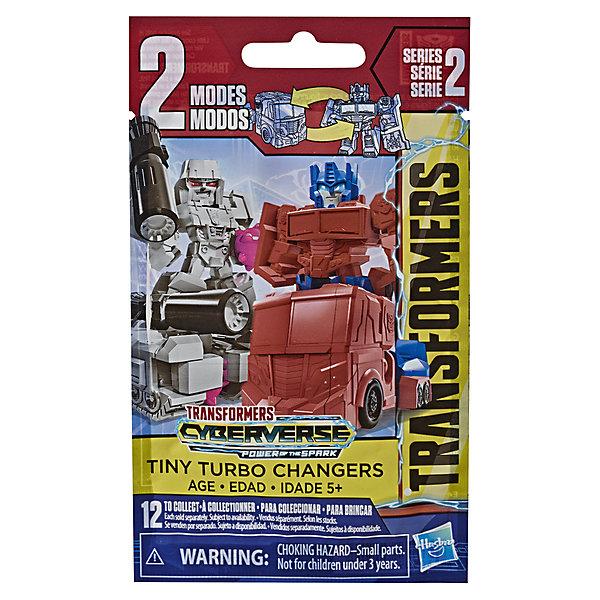 Hasbro Трансформеры Transformers Кибервселенная Турбо мини-титаны фигурки героев мультфильмов trolls коллекционная фигурка trolls в закрытой упаковке 10 см в ассортименте