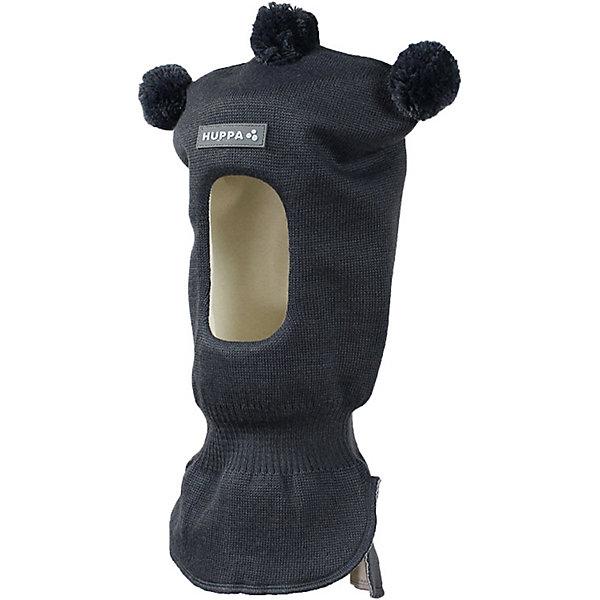 Купить Шапка-шлем Huppa Coco 2, Эстония, темно-серый, 47-49, 55-57, 51-53, 43-45, Мужской