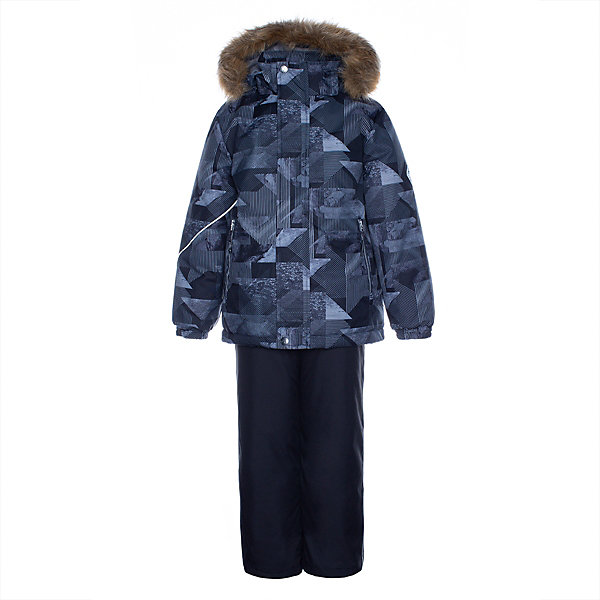 Комплект Huppa Dante: куртка и полукомбинезон 12279920