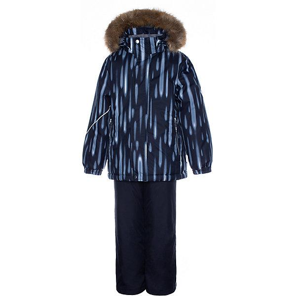 Комплект Huppa Dante: куртка и полукомбинезон 12279985