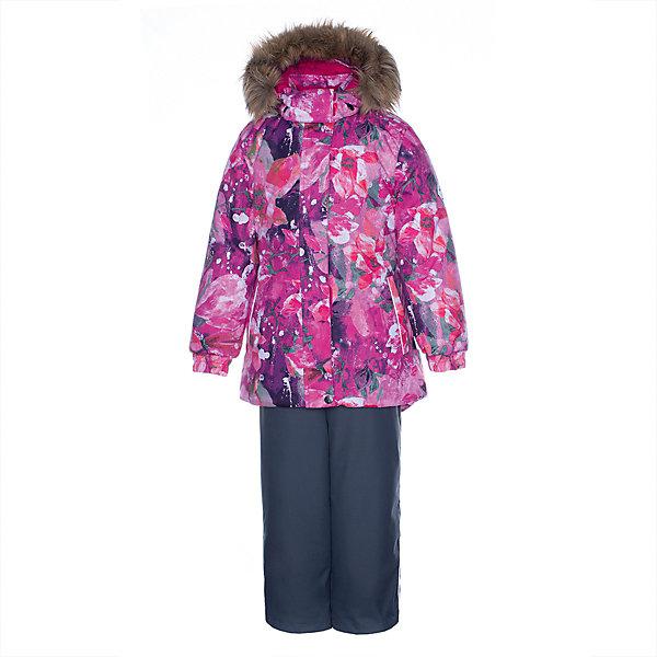 Комплект Huppa Renely: куртка и полукомбинезон 12279986