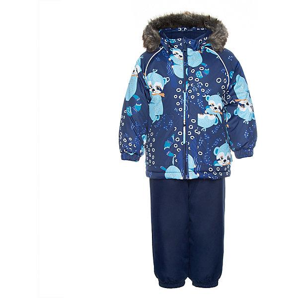 Комплект Huppa Avery: куртка и полукомбинезон фото
