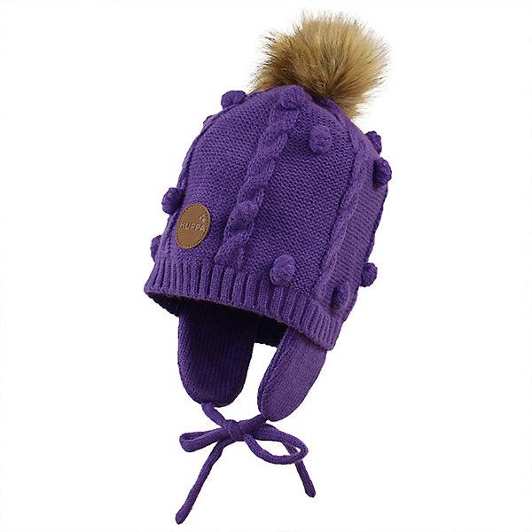 Huppa Шапка Huppa Macy chaos шапка macy детская фиолетовый