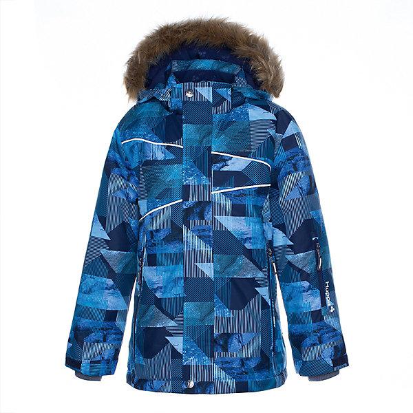 Утеплённая куртка Huppa Nortony 1 12281626