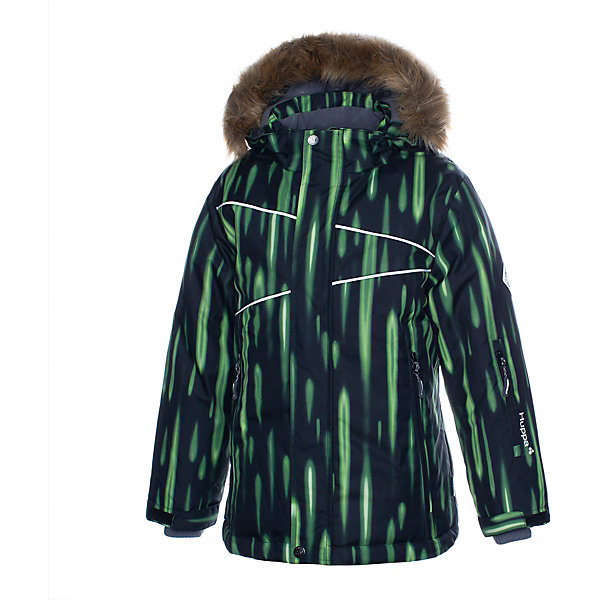 Купить Утеплённая куртка Huppa Nortony 1, Эстония, светло-зеленый, 152, 140, 164/170, 158/164, 170/176, 176, 146, 116, 182, 128, 134, 122, Мужской