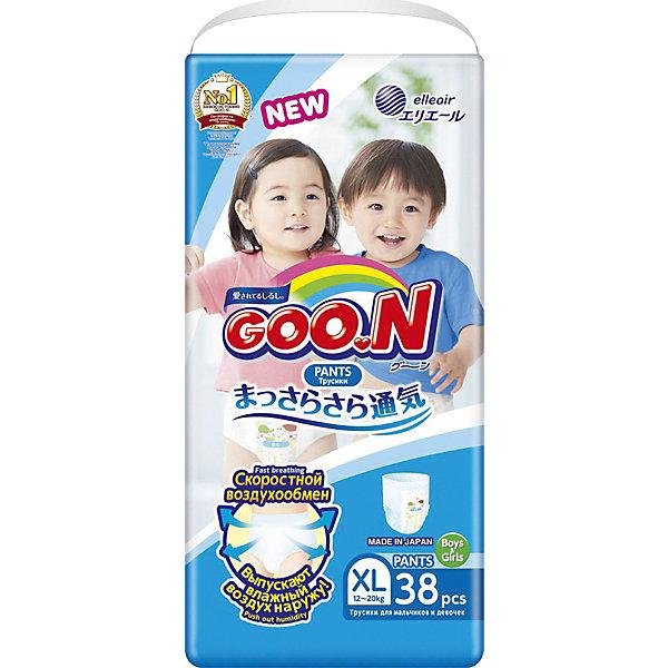 цена на Goon Трусики-подгузники Goon XL 12-20 кг. 38 шт
