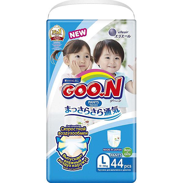 цена на Goon Трусики-подгузники Goon L 9-14 кг. 44 шт