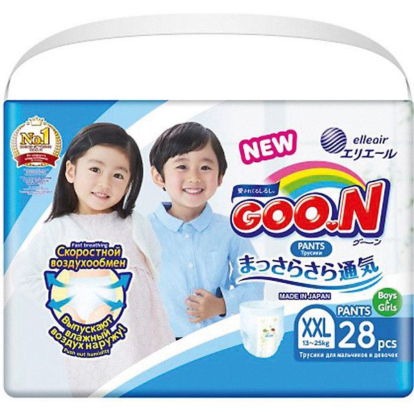 цена на Goon Трусики-подгузники Goon XXL 13-25 кг. 28 шт