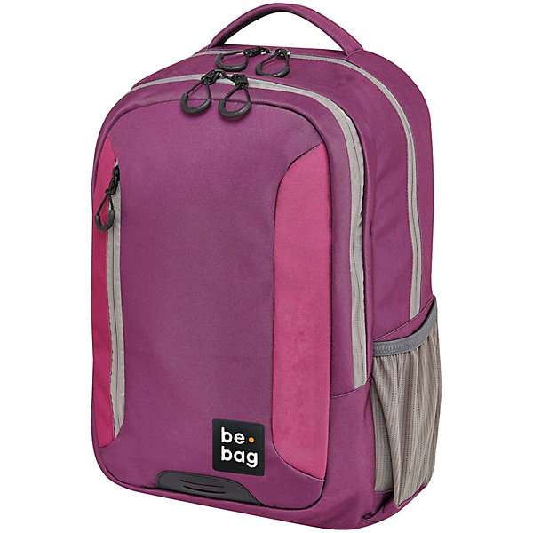 herlitz Рюкзак Herlitz Be.bag Be. Adventurer Purple herlitz рюкзак herlitz be bag be freestyle romantic flowers