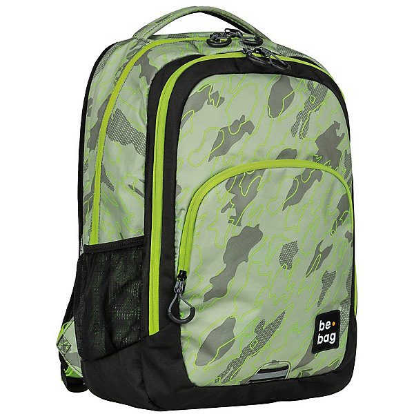 herlitz Рюкзак Herlitz Be.bag Be. Ready Abstract camouflage