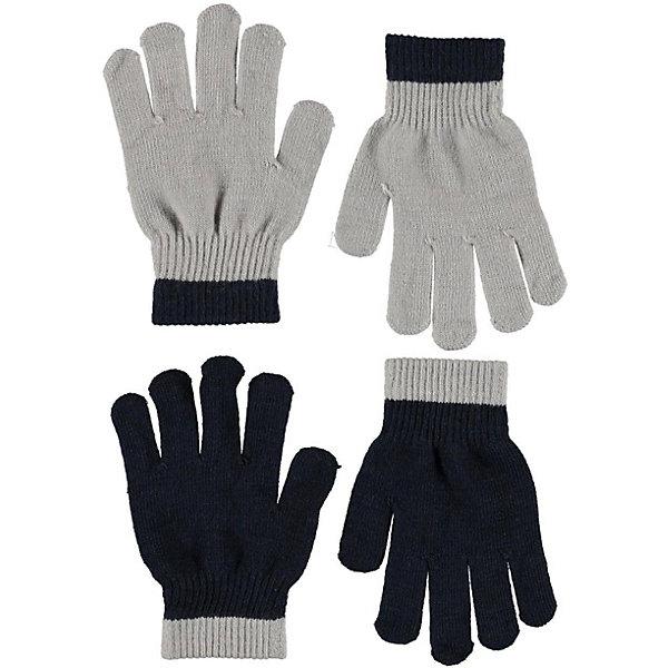 Купить Перчатки Molo, Китай, серый, 8, Мужской