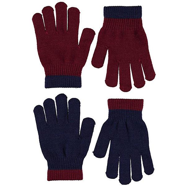Купить Перчатки Molo, Китай, бордовый, 8, Женский