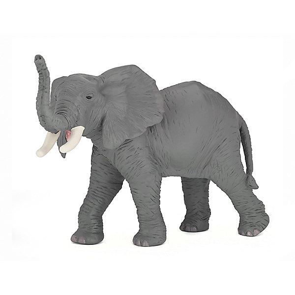 papo Игровая фигурка PaPo Трубящий слон цена 2017