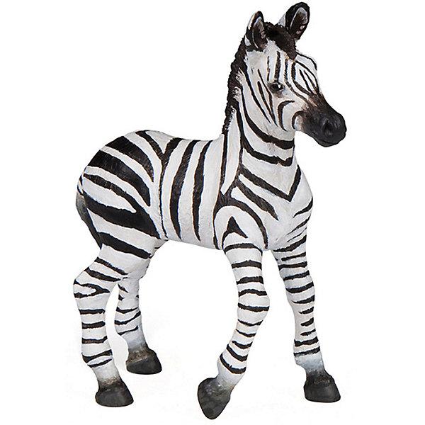 Купить Игровая фигурка PaPo Детеныш зебры, Китай, Унисекс