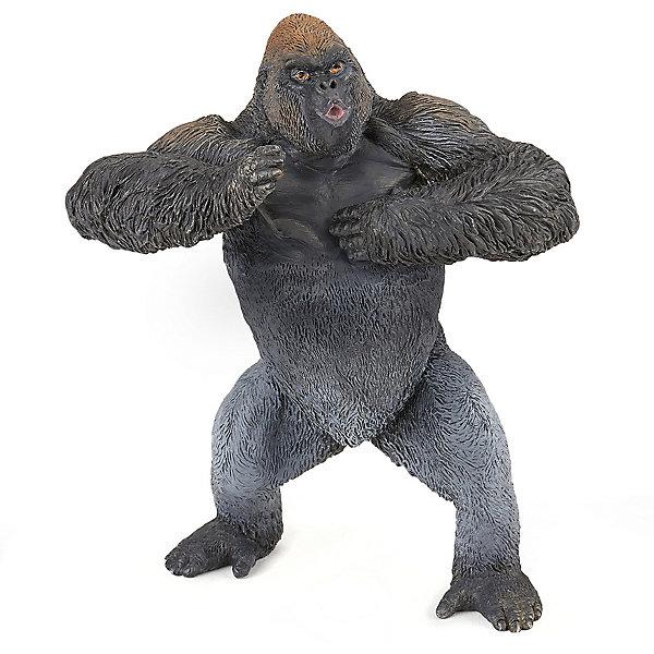 papo Игровая фигурка PaPo Горная горилла фигурка наша игрушка горилла spl310484
