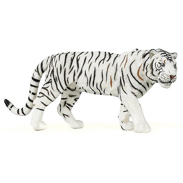 Купить Игровая фигурка PaPo Белый тигр, Китай, Унисекс