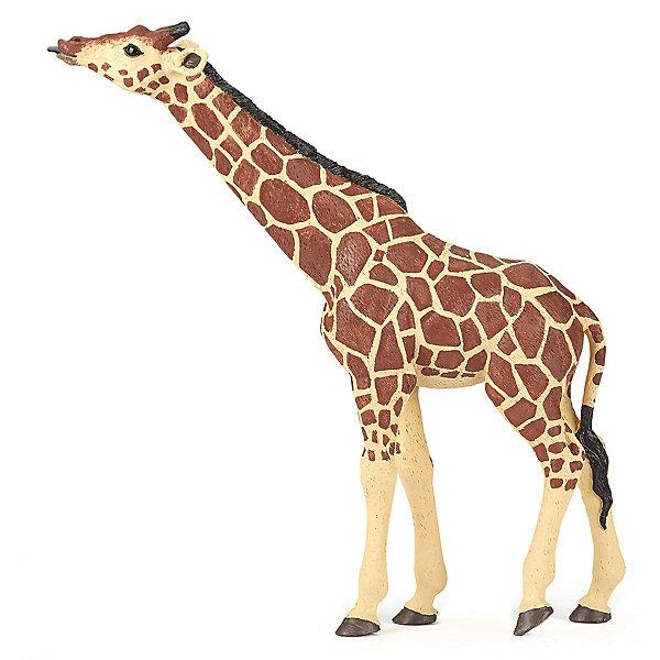 Купить Игровая фигурка PaPo Жираф с поднятой головой, Китай, Унисекс