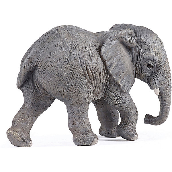papo Игровая фигурка PaPo Африканский слонёнок papo фигурка papo дилофазаурус