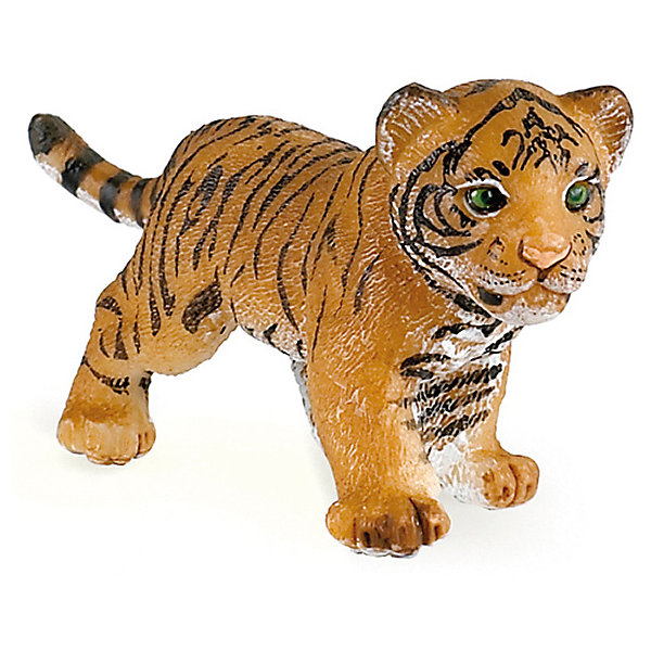 Купить Игровая фигурка PaPo Детёныш тигра, Китай, Унисекс