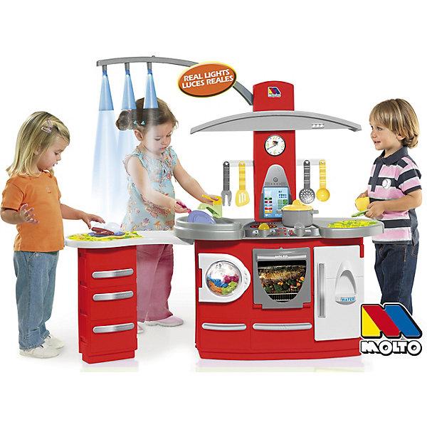 Molto Игровой набор Кухня со светом