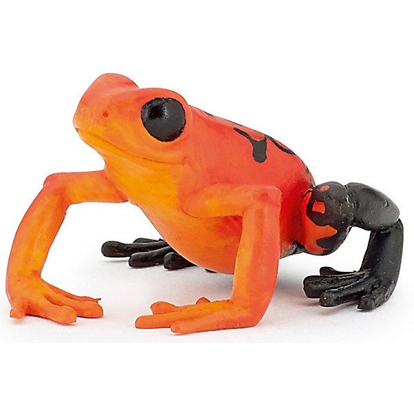 papo Игровая фигурка PaPo Экваториальная Красная лягушка